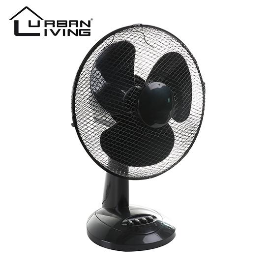 Kleine Ventilator Zwart Vrijstaand