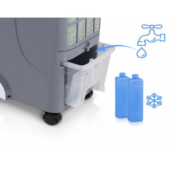 Waterreservoir Dutch Originals Aircooler