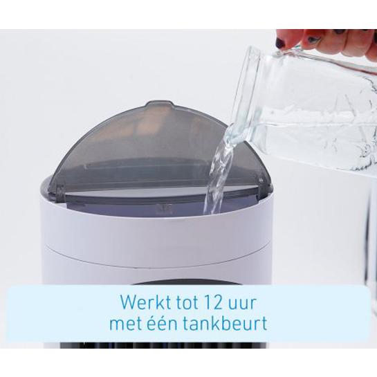 Luchtkoeler Smartchill Zwart1