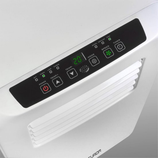 Eurom Mobiele Airconditioner1